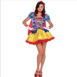 New Snow White Costume Size Medium